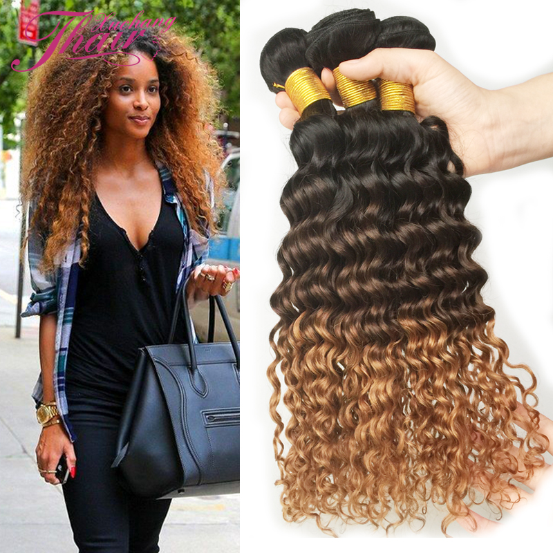 Гаджет  2015 New Arrivals Malaysian Loose Wave 300g Bundles Top Quality Ombre 7a Malaysian Virgin Hair 3 Piece Lot Remy Human Hair Weave None Волосы и аксессуары