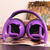 2016 New Arrival Candy Color Lovely Headphone Kids Gift Headset with Microphone for Mobile Phone And Computer Halloween Gift