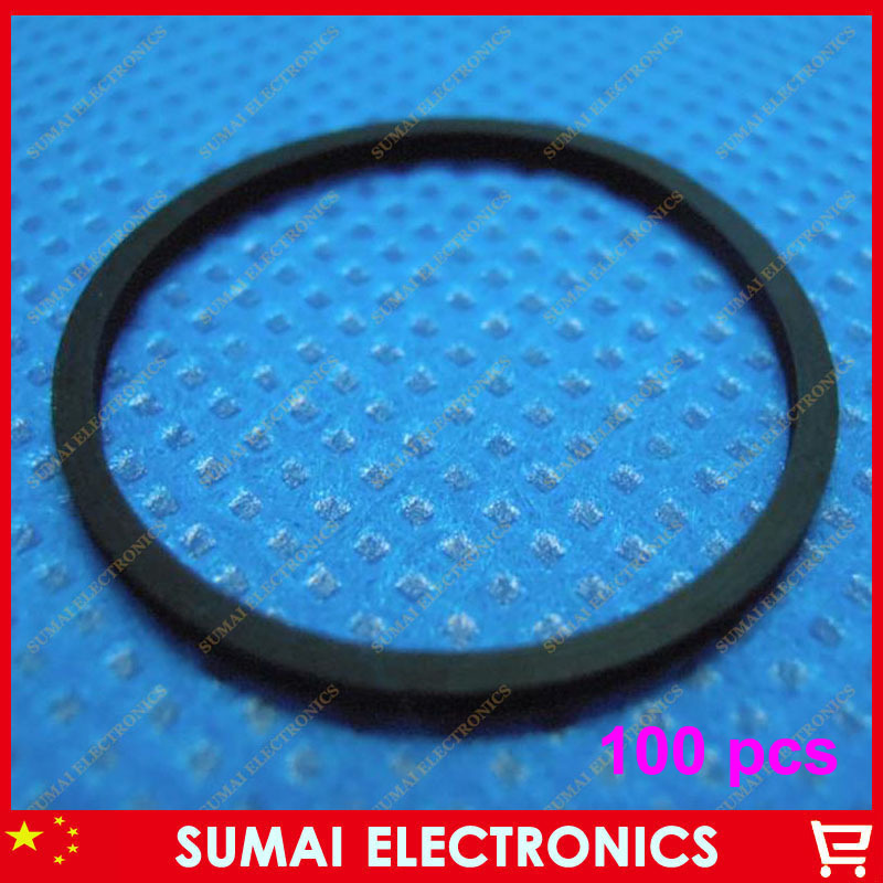 100 pcs Replacement For Xbox 360 DVD Drive Belt Belts Fix Your Faulty Stuck Open Tray issue Problem rubber ring for DVD drive<br><br>Aliexpress