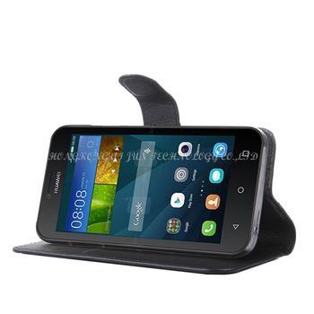 Etui portfel do Huawei Ascend y560 y5 4.5″ różne kolory