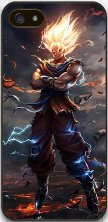 Dragon Ball Z GT Son Goku Bejita cover case Iphone 4S 5 5S 5C 6 Plus Samsung galaxy S3/4/5/6/7 Note Iopd Touch 4 5 6