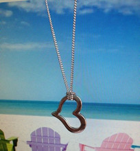 girls heart necklace price