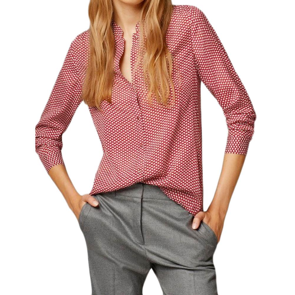 Женские блузки и Рубашки Women blouses Blusas Camisa