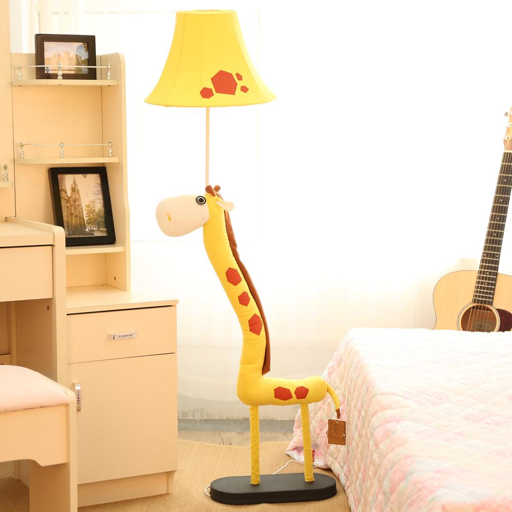 Kids room floor lamps interiors design animal cartoon bedroom living room floor lamp geotapseo Images