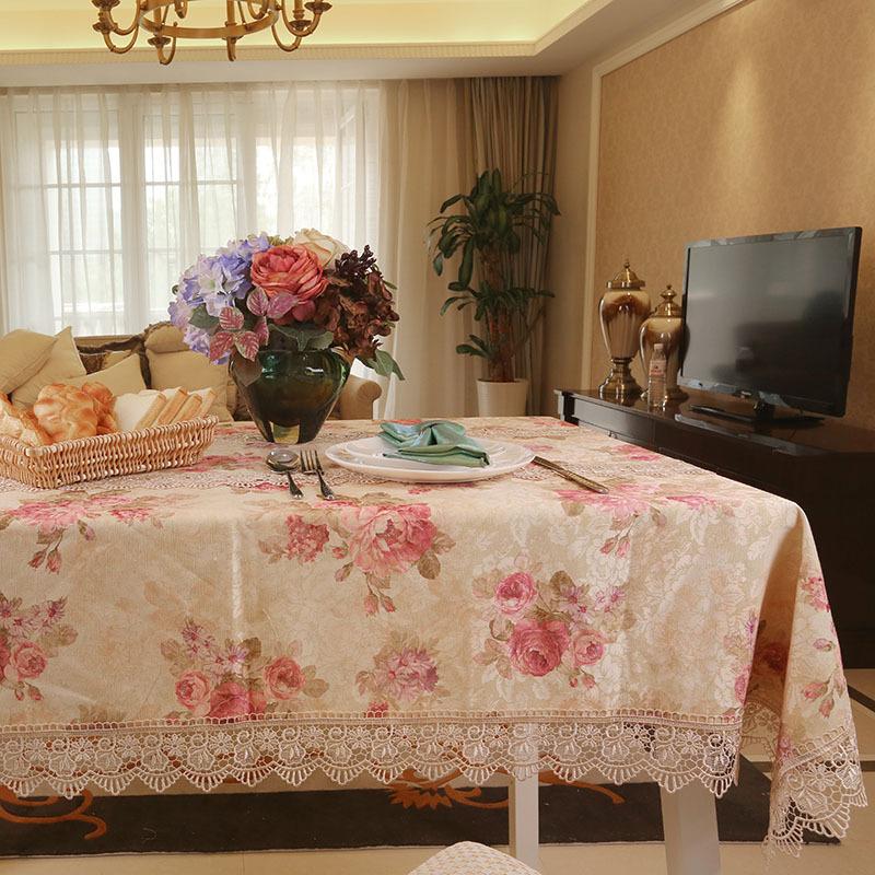 Achetez En Gros Vintage Rose Nappe En Ligne Des Grossistes Vintage Rose Nappe Chinois
