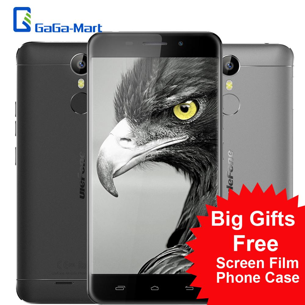 "New Ulefone Metal 5.0"" 4G Smartphone Android 6.0 MTK6753 Octa Core 3GB+16GB 5MP 13MP Fingerprint Unlock 5 Touch IDs Cellphone(China (Mainland))"