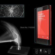 (0.3mm) 2.5D Explosion-Proof Anti-Scratch 9H Tempered Glass Screen Protector Film for Xiaomi Hongmi Redmi Red Rice 1S Zxo4c