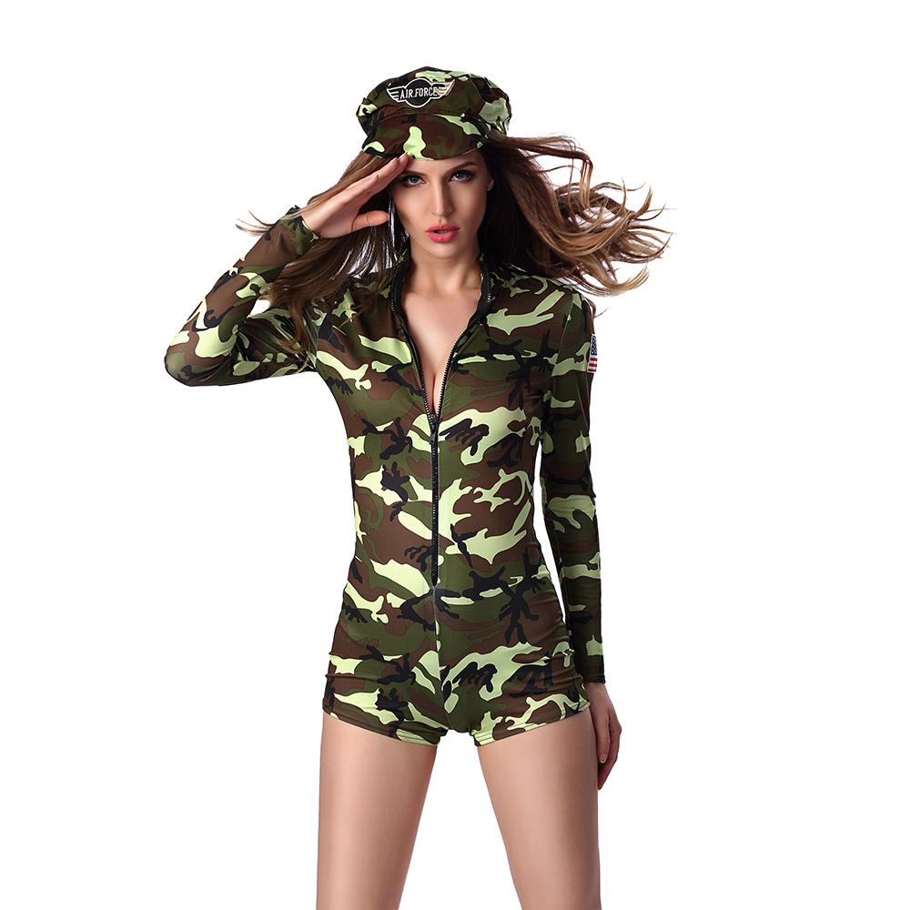 Сексуальный солдат в форме фото 181-794