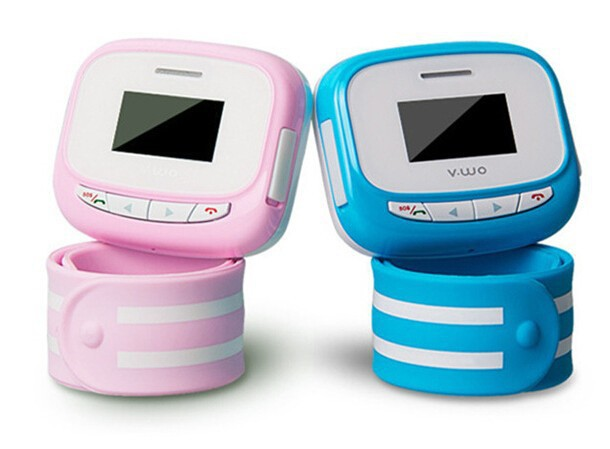 V WO Primary Children Kid The Old Locator Smart Watch Phone Bracelet Wistwatch Support Make Calls