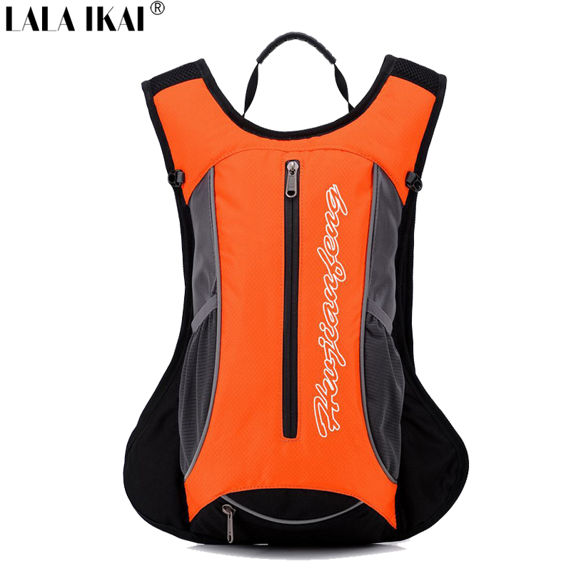 Professional Cycling Bicycle Bike Backpack 10L Unisex Waterproof Nylon Bag Outdoor Sports Running Hydration Pack YIN0314-5(China (Mainland))