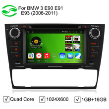 RK3188 Quad-Core ROM 16GB Pure Android 4.4 Car PC For 3 Series BMW E90 E91 E92 E93 318 320 325 For Automatic Air Conditioning(China (Mainland))