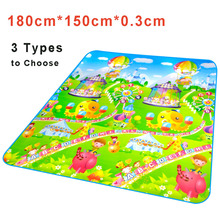 Playing Blanket For Kids Baby Floor Mat Dancing Carpet Kids Educational Rug Playmat Baby Play Mat Carpet Infant Children Games(China (Mainland))
