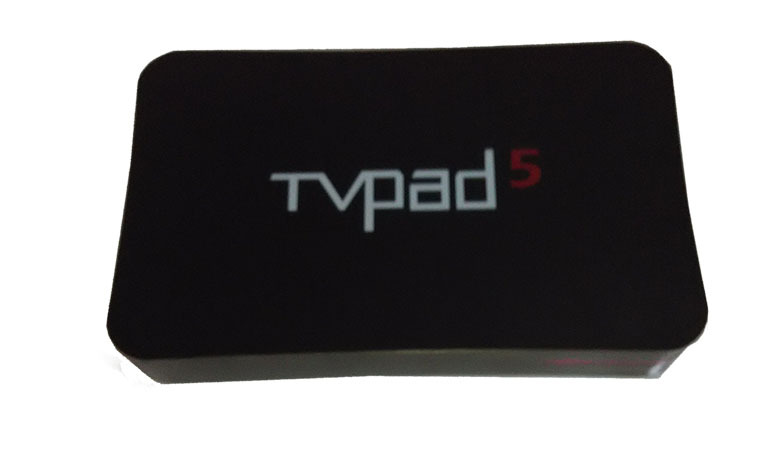 Latest Model Tvpad5 android tv box HongKong Live channels IPTV Android 4.02 tvpad VOIP and KTV More Games(China (Mainland))