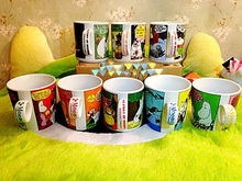 one pcs Cute Moomin Muumi Little My Cartoon Mug Coffee Cup Gift Collection Home Use