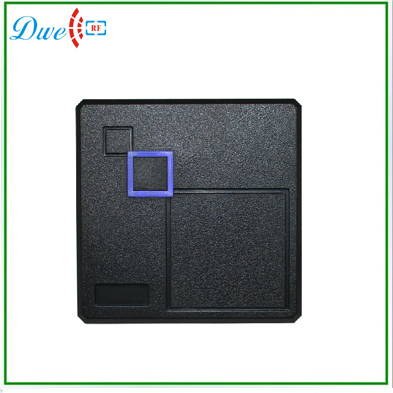 Гаджет  12V passive contactless smart card reader wiegand 26 output waterproof rfid access control system None Безопасность и защита