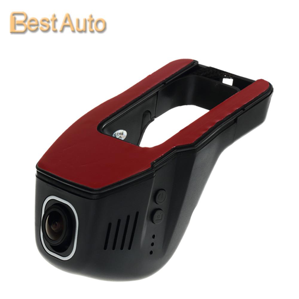Real Time SNS Share 1080P Car Wifi DVR Registrator Dash Camera Universal Model Hidden Installation Sony IMX322 Novatek 96655(China (Mainland))