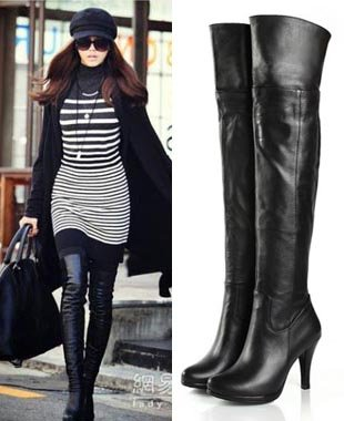 Over The Knee Women Boots