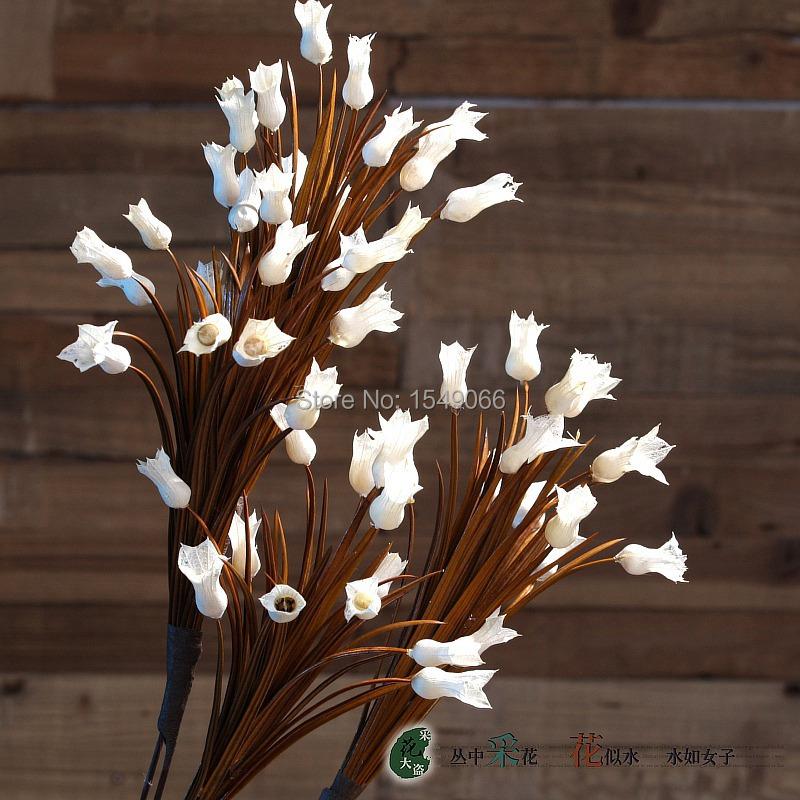 Kim Lan Decorative Flowers Fake Flowers Dried Flower Arrangement Artificial