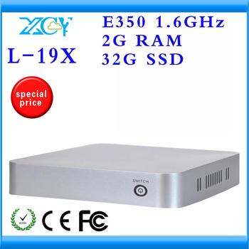 XCY Mini host Net Computing thin client station computer support computer input output devices ultra thin client terminal