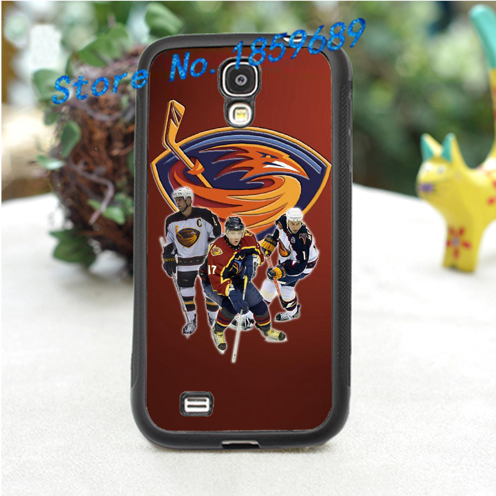 Atlanta Thrashers fashion cover case for samsung galaxy s3 s4 s5 s6 note 2 note 3 note 4 #E19(China (Mainland))