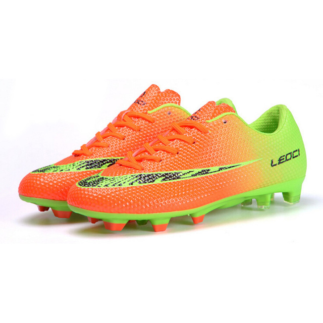 Long Spikes Football Shoes
