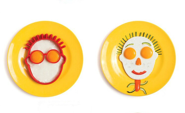 Creative Clown Egg Ring (Egg Mold)