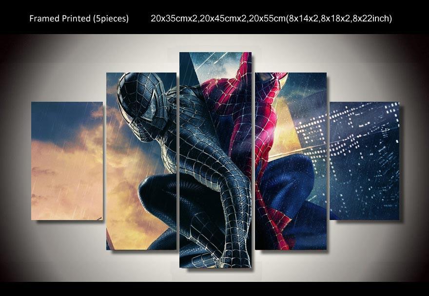 Achetez en Gros spiderman peintures en Ligne à des