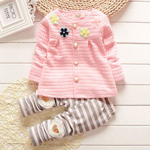 2016 Name Brand Infant Clothing Cute Newborn Girl Clothes 2 Pcs Warm Baby Clothes Korean Baby Clothes Newborn Tutu Sets