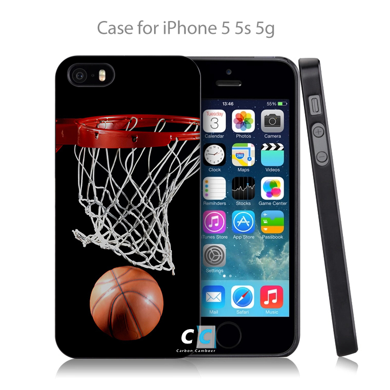 The basket and never give up Basketball Hard Black Skin Case Cover for iPhone 4 4s 4g 5 5s 5g 5c 6 6g 6 Plus(China (Mainland))