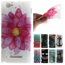 Buy TPU Soft Case Sony Xperia M C1905 C1904 Slim Silicon Phone Cover Sony M Dual C2004 C2005 Pineapple Flowers Back Cases for $1.32 in AliExpress store