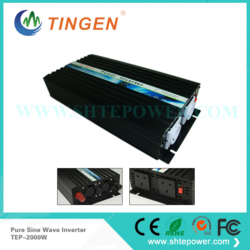 DC-AC 48V 230V 2000W Power Converter, 2KW Off Grid Solar Inverter(China (Mainland))