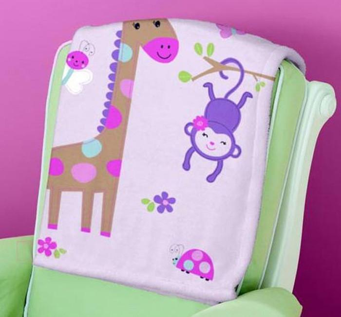BundleBee Baby Wrap Swaddle Blanket Pink 04 Months