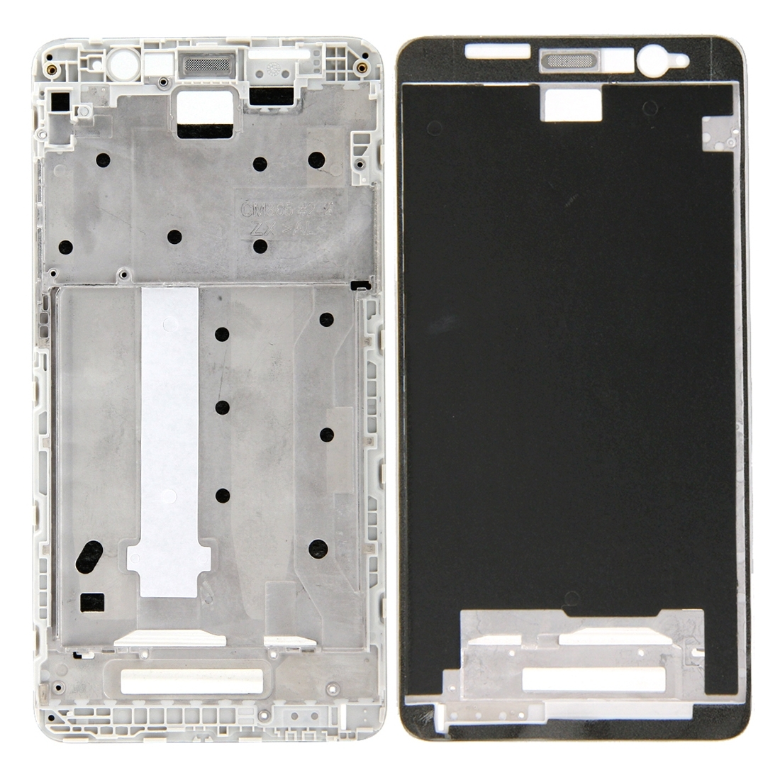 Original Xiaomi Redmi Note 3 LCD Display Frame Bezel Plate Replacement For Xiaomi Redmi Note 3 Note3 Replacement Repair Parts