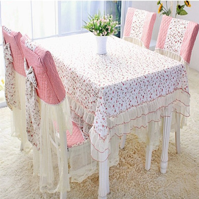 Wire fashion rustic dining table cloth fabric dining tablecloth more style flower lace table towel free shipping(China (Mainland))
