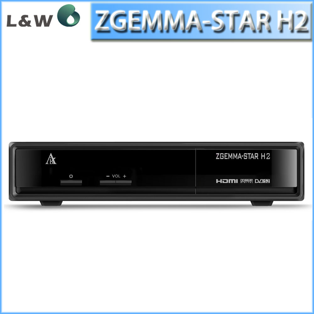 zgemma star H2 as cloud ibox 3 twin tuners DVB-S2+T/C tuner enigma 2 linux OS Zgemma-star H2 Full HD satellite receiver(China (Mainland))