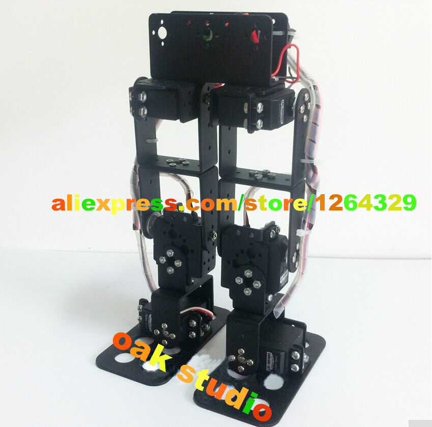 6 dof biped robot /walking robot /entry-level gaming robot, robot development, course project(China (Mainland))