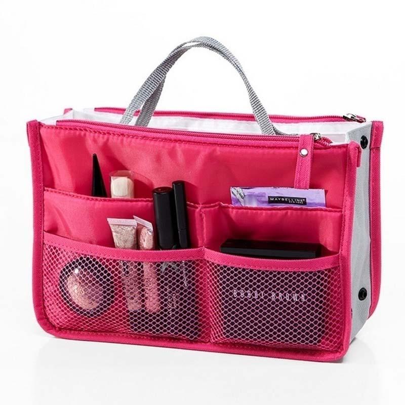 Hot ! Cosmetic Bag Fashion Women Necessaries Makeup Jewelry multi functional Cosmetic Bags storage bag Makeup Handbag Organizer<br><br>Aliexpress