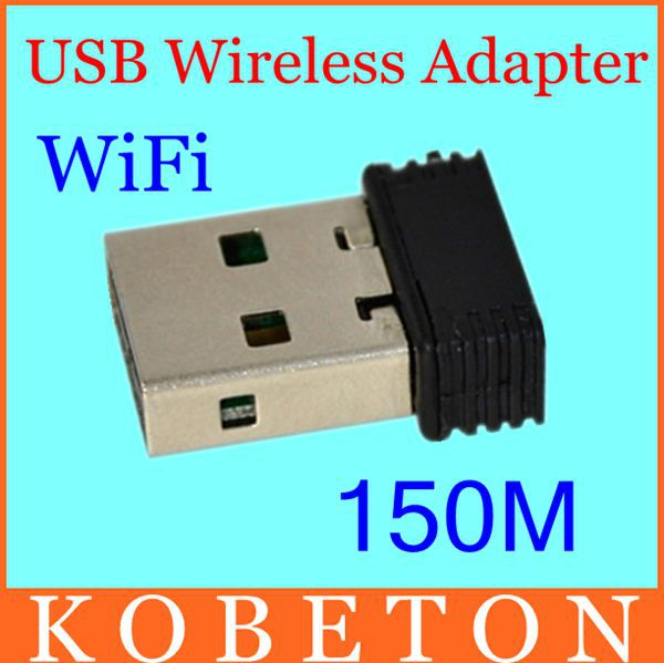 USB 2.0 WiFi Wireless Adapter Mini 150M Network LAN Card Portable wifi receiver & transmitter 150Mbps 802.11 ngb REALTEK 8188(China (Mainland))