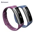 Betreasure C6 Smart WristBand Heart Rate Monitor Sport Smart Bracelet Bluetooth Swimming Pedometer Fitness Tracker Smart