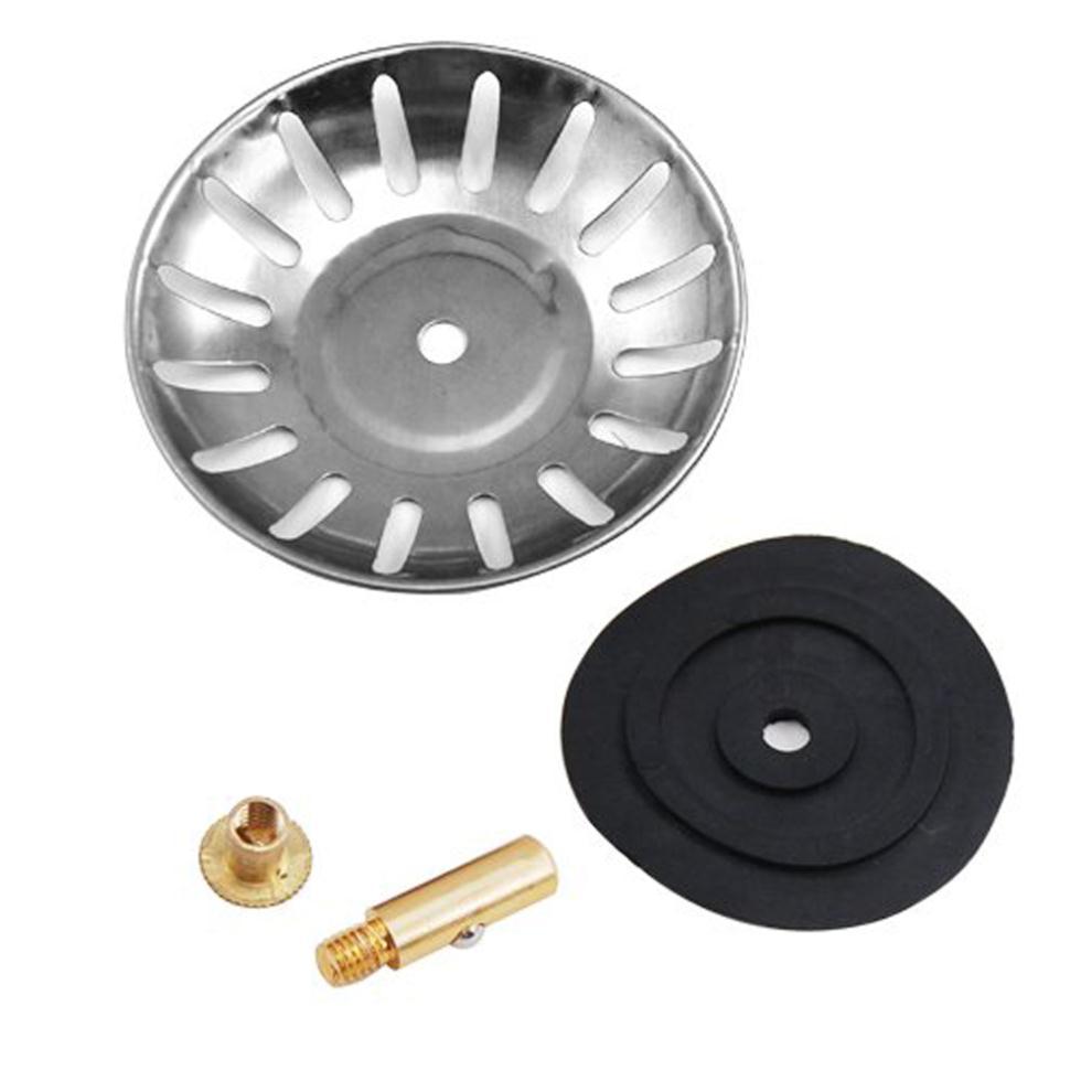 Гаджет  2015 Hot 8CM Kitchen Basin Drain Dopant Sink Waste Disposer Strainer Stopper Leach Plug None Строительство и Недвижимость
