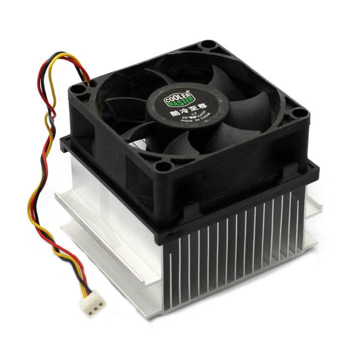 PROMOTIONAL 5PCS/LOT FREE SHIPPING A73 3PIN 12V CPU COOL COOLING HEATSINK PC COOLER FAN SUPPORT Intel pentium4/Celeron-d #FS038(China (Mainland))