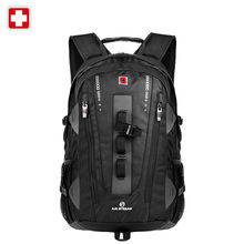 Swisswin men travel backpack 32L outdoor waterproof sport backpack for mountain climbing 15.6 computer backpack for business(China (Mainland))