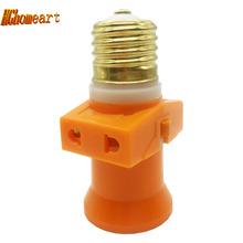 100% Pure Copper Lamp Socket E27 Lamp Base 110-220V Led E27 Bulb Adapter Ceiling Light Metal Lamp Holder E27 Pendente Switch(China (Mainland))
