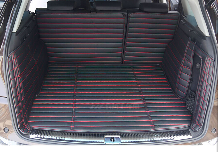 buy best mats special trunk mats for audi q5 2015 waterproof durable leather. Black Bedroom Furniture Sets. Home Design Ideas