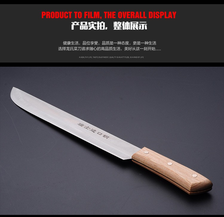 Buy Free Shipping WAL-MART Specified Butcher Knife Professional Forged Boning Knife Slaughter Cleaver Butcher Knives Split Knife cheap