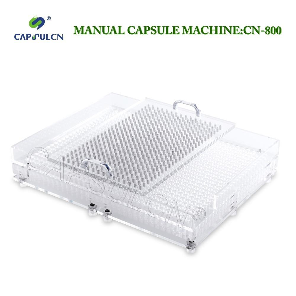 CapsulCN800 #0 Encapsulator/Manual capsule filler/Capsule Filling Machine/Fillable Capsules Machine(Hong Kong)