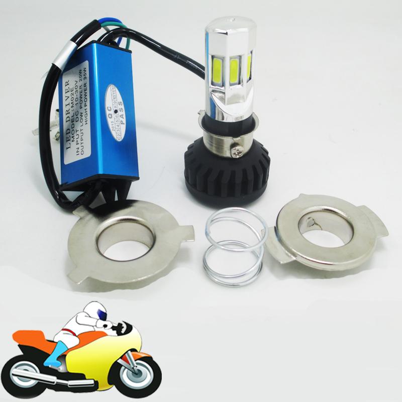 35w 3500lm H4 led Light Motorcycle Car Headlight Fog Light Bulb High Low Beam Driving Lamp Universal