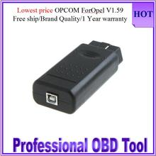 Buy Newest High OPCOM V1.59 brand ForOpel Diagnostic Scanner OP COM CANBUSOBD2 super scanner stock Free ship for $28.00 in AliExpress store