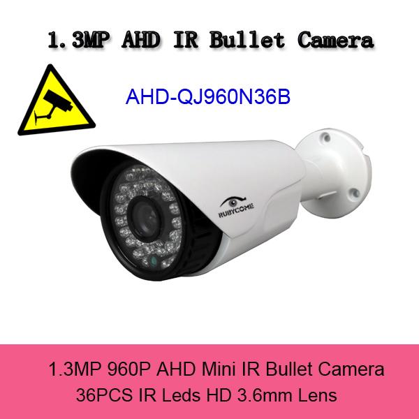 """960P Camera AHD Analog CCTV High Resolution with 1/3"""" Sony CMOS sensor & NVP2431H ISP Processor OSD AHDM camera de seguranca(China (Mainland))"""