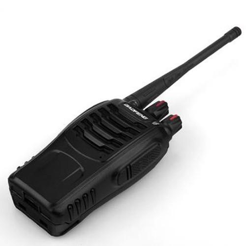 hot sale! Baofeng BF-888S Walkie Talkie Two-way Radio Interphone UHF 5W 400-470MHz 16CH Maximum Range : 3-5km(China (Mainland))